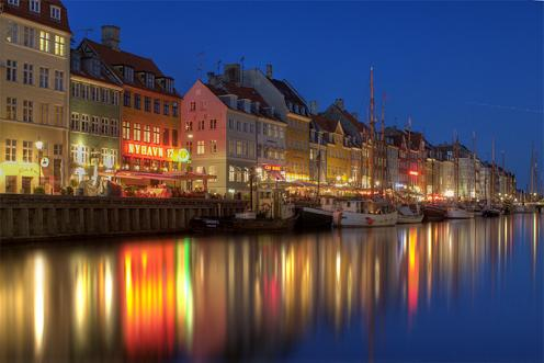 Restauranter i Nyhavn