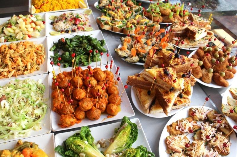 Tapas restauranter i k benhavn - Cuisine espagnole tapas ...