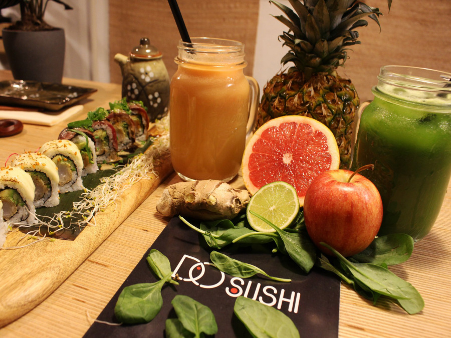 View more reviews of DO Sushi