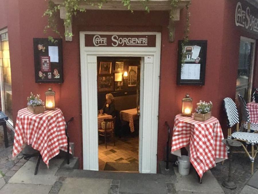 View more reviews of Café Sorgenfri