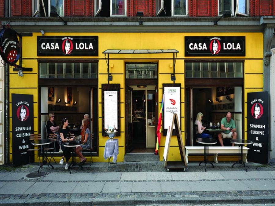 Se flere anmeldelser af Casa Lola