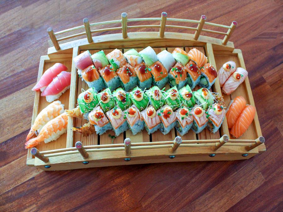 Se flere anmeldelser af Genki Sushi